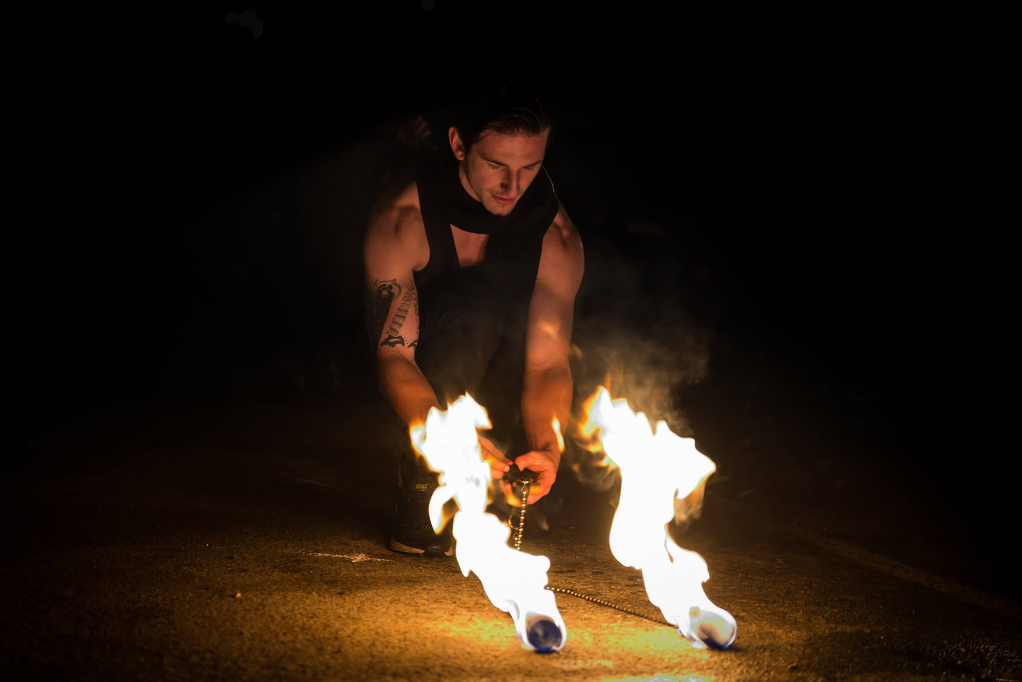 fiera flow Fire ensemble, Hire, book, adelaide performers