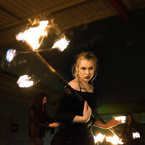 fiera dragonstaff, book an adelaide performance