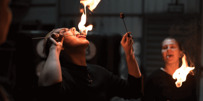 Dragon Mill - School of Fire Art offers a diverse range of classes