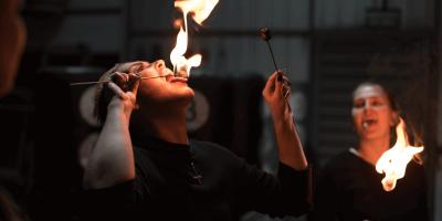 Dragon Mill - School of Fire Art offers a diverse range of classes